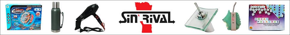 Sin Rival: Tienda Online, Juguetería, Librería, Regalería, etc.
