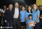 Doce instituciones y clubes de La Punta fueron beneficiados por la gestión del presidente Macri.