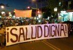"""Vecinos del movimiento """"Salud Digna"""" realizarán un relevamiento. (Facebook: Salud Digna para el Valle del Conlara)"""