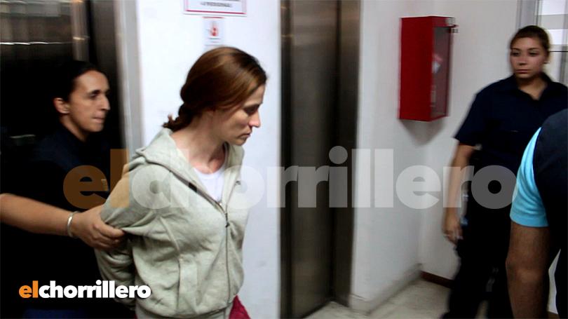 Procesaron a Carina Di Marco y la mandaron a la cárcel – El Chorrillero