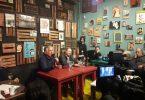 Alberto Rodríguez Saá desarrolla una intensa agenda política en Buenos Aires.