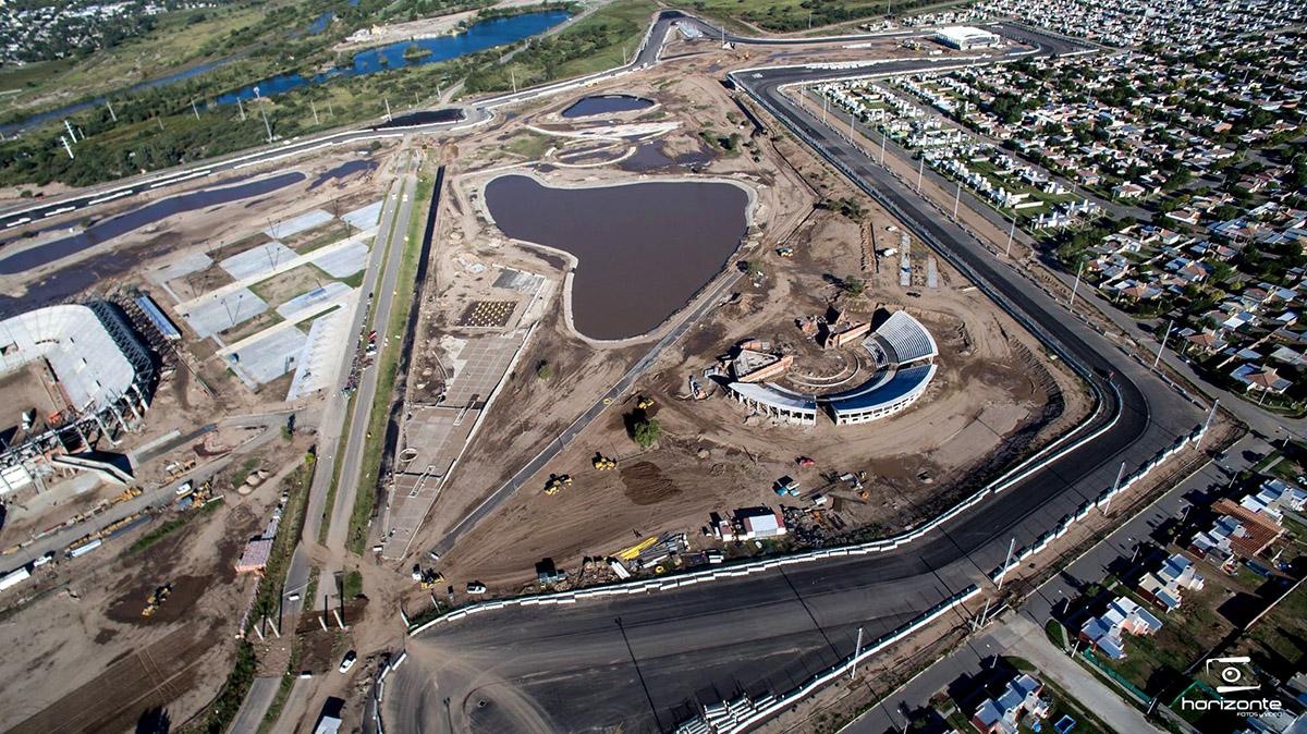 Circuito La Pedrera : El autódromo de la pedrera se llamará u201cjosé carlos bassiu201d u2013 el