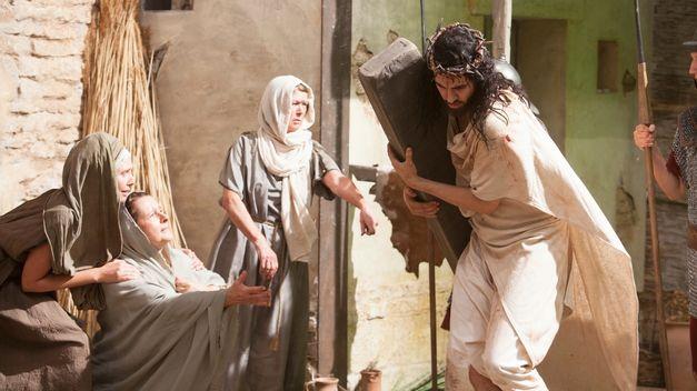 Resultado de imagen para jesús en las peliculas