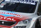 El de Peugeot ganó la final del Súper TC2000, seguido de Canapino y Ardusso.