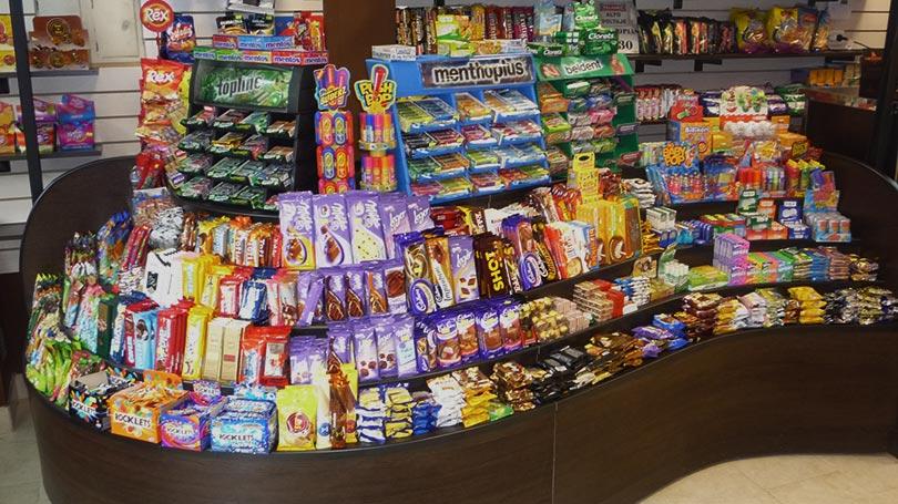 Kioscos el chorrillero for Imagenes de kioscos de madera