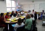 "APTS se reunió este martes con autoridades de la Maternidad provincial ""Teresita Baigorria""."
