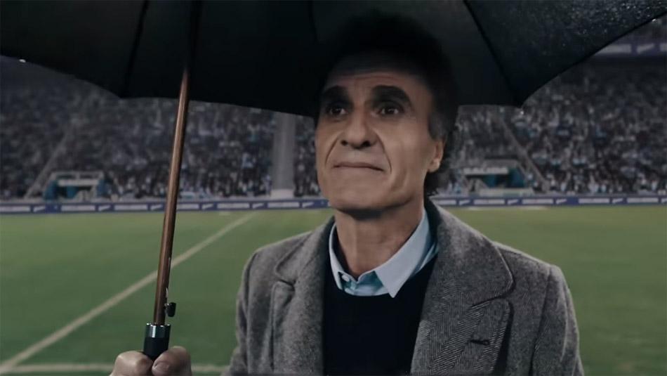El emotivo spot del mundial que protagoniza Oscar Ruggeri – El ...