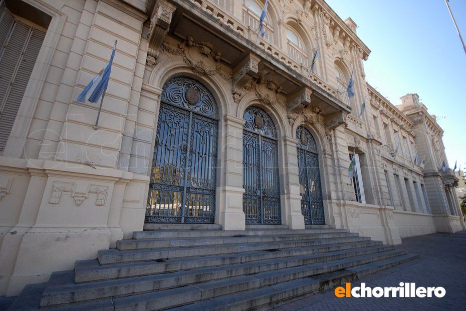 Palacio de Justicia.
