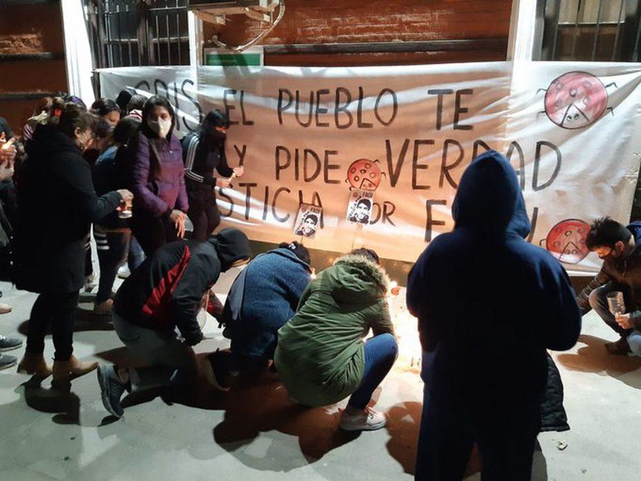 Facundo Astudillo Castro: hubo una ceremonia íntima y una caravana le dio el  último adiós en Pedro Luro – El Chorrillero